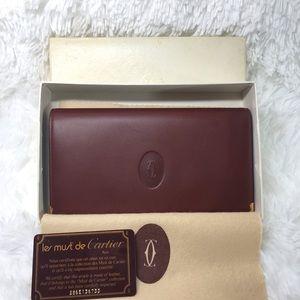 Cartier Long wallet